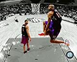 Vince Carter Toronto Raptors NBA Slam Dunk Contest Action Photo (Size: 8