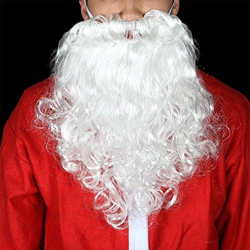 Review Lulutus Christmas Santa Beard