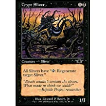 Magic: the Gathering - Crypt Sliver - Legions - Foil