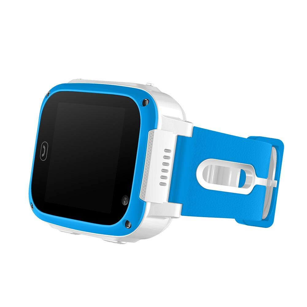 GPS Anti-Lost Children's Smart Phone Watch Games Watch Heart Rate Sleep Monitoring Bluetooth Watch GPS Tracker for Children