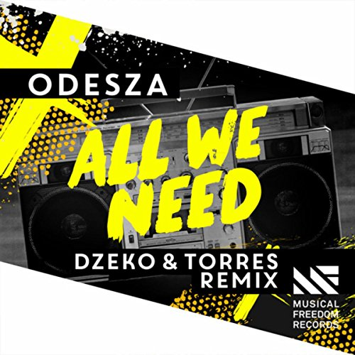 All We Need feat. Shy Girls (D...