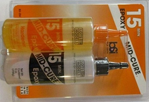 Bob Smith Industries 9 oz Mid-Cure 15 Min Epoxy #BSI204