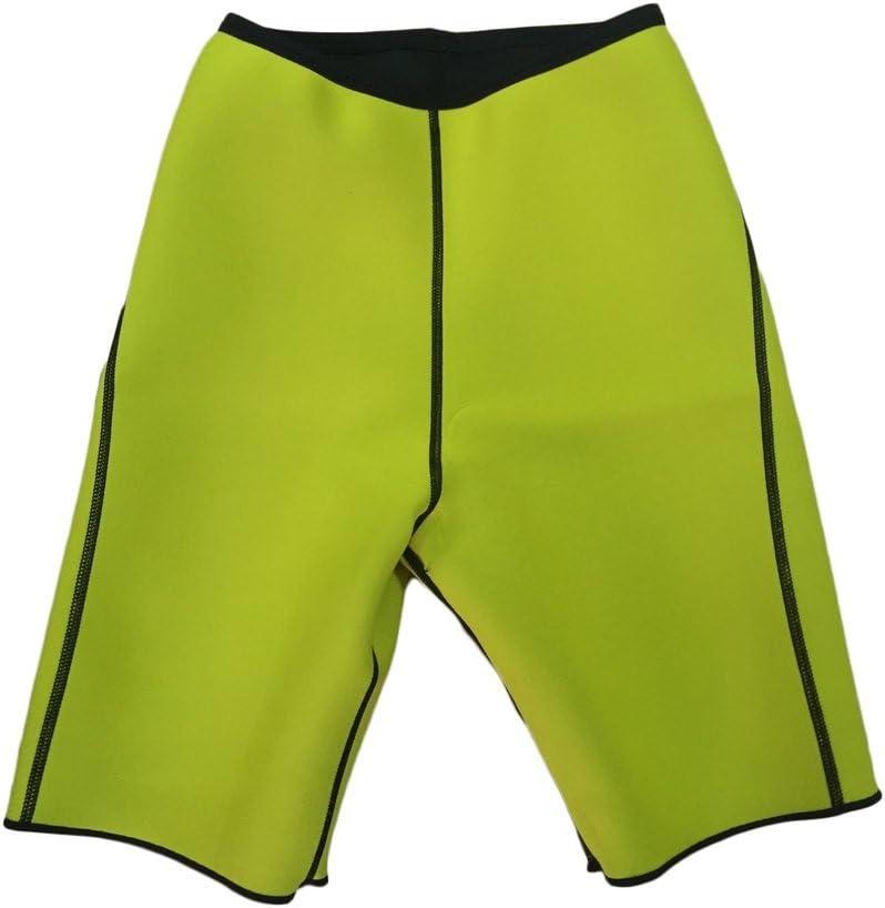 Thighs Fat Burner Comfortable Slimming Shapewear Bakerdani Mens Hot Sweat Thermo Shorts Neoprene Body Shaper Workout Sauna Pants for Weight Loss