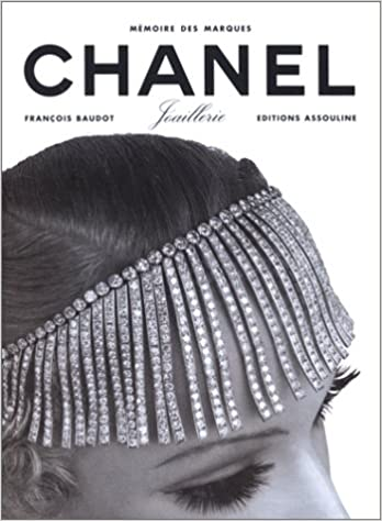 Amazon Fr Chanel Joaillerie Francois Baudot Livres