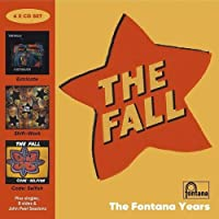 The Fontana Years (6CD Box Set)
