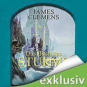 Das Buch des Sturms (The Banned 2)   James Clemens