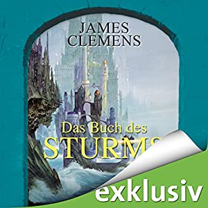 Das Buch des Sturms (The Banned 2) Audiobook