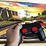 Bercoor 20pcs Joystick Thumb Grip Cap Cover