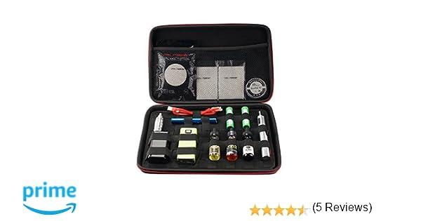 Coil Master Kbag - Funda para kit esencial de vapeo: Amazon.es: Bricolaje y herramientas