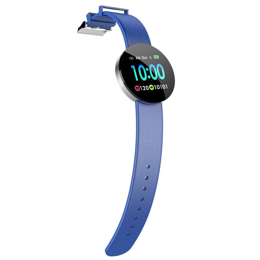 LUXISDE Fitness Bracelet Smartwatch Ladies, Activity Tracker Y11 Smart 1.3 Inch IPS Color Display Heart Rate Monitor Fitness Tracker Watch by LUXISDE (Image #2)