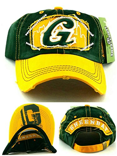 Green Bay Packers Cheese Hat - 7