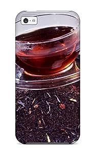 linJUN FENGPremium Tea Heavy-duty Protection Case For iphone 5/5s