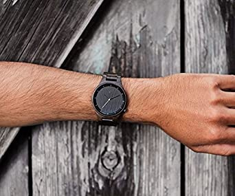 Amazon.com: MAM Originals · Owl Limited Edition | Mens Watch | Minimalist Design | Watch Made from sustainably sourced Sandalwood | Superior Quality at an ...