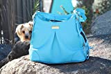 Doggie Design Sea Glass Mia Michele Dog Carry Bag