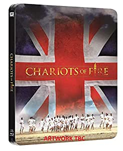 Chariots Of Fire Limited Edition Steelbook [Edizione: Regno Unito] [Italia] [Blu-ray]