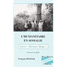 Humanitaire en Somalie: l'après resto