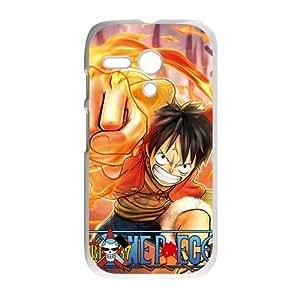 MeowStore Japan Cartoon Luffy Nami Chorper One Piece Custom Case for Motorola G