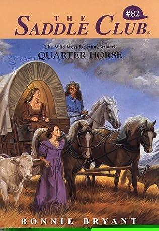 book cover of Quarter Horse