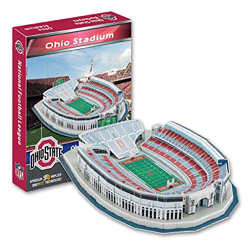 FidgetGear 3D Puzzle Model Stadium NFL Ohio State Buckeyes National Football League Sports from FidgetGear