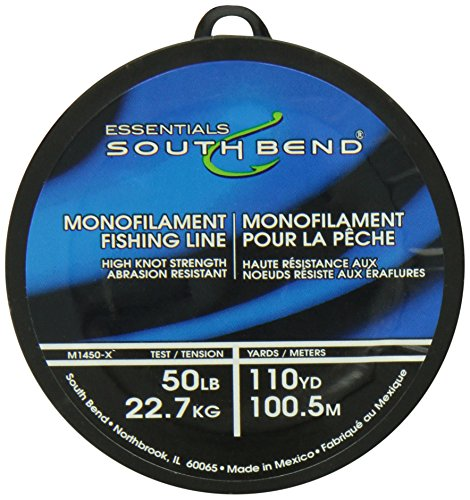 South bend monofilament fishing line 11street malaysia for Fishing line test