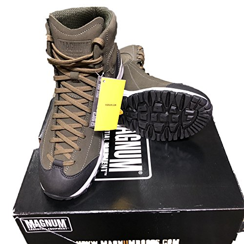 Anfibi scarpe Approach Tactical 5 Mid pelle verde Coyote stivaletti bassi