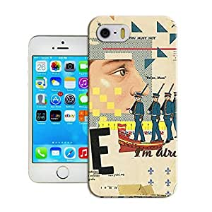 LarryToliver Coolest Cheap unique iphone 5/5s Customizable Retro style collage designs Cases Cover Standard Size