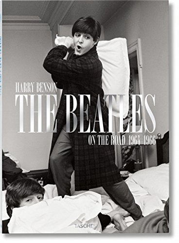 Harry Benson: The Beatles (Multilingual (Beatles Photo)