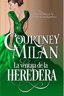 La ventaja de la heredera (Los hermanos siniestros) (Volume 2) (Spanish