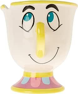 Disney Princess Taza de té, Chip Tea Cup, 20-oz, Multicolor, 20-ounces, 1