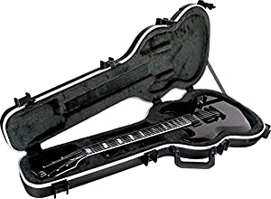 SKB SKB-61 Deluxe Double Cutaway Electric Guitar Case, by SKB