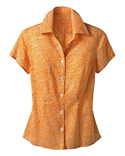 coldwater-creek-abstract-no-iron-shirt-orange-extra-small-4