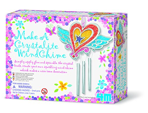Childrens Arts & Crafts Windchime Kits: Make Your Own Wind Chime Kit ()