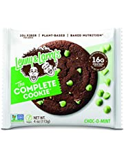 Lenny & Larry's Choc-O-Mint Complete Cookie 12 Bars, 1.356 kilograms