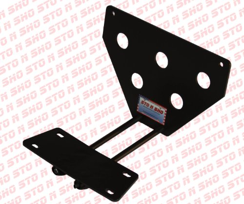 1995-1997 Chevy Camaro Coupe & Convertible STO-N-SHO Removable Take Off Front License Plate Bracket
