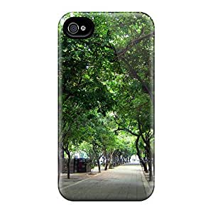 WdlQODI3741ZHOJI Case Cover Protector For Iphone 4/4s Small Park Case