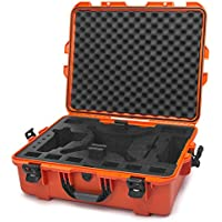 Nanuk 945-DJI33 Waterproof Hard Case with Foam Insert for DJI_Phantom 3 - Orange