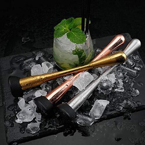 Mortero de cóctel con cabeza de nailon ranurada de acero ...