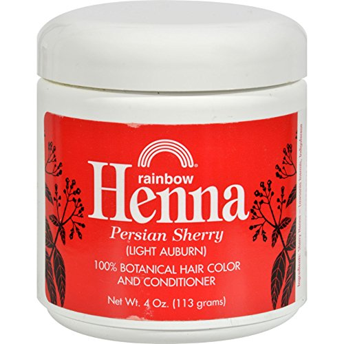 Sherry Henna Rainbow Research 4 oz Powder