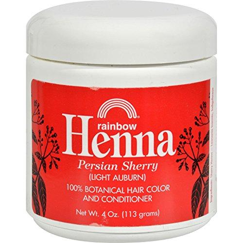 - Sherry Henna Rainbow Research 4 oz Powder