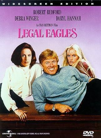 3c5b0f0654cf Amazon.com  Legal Eagles  Robert Redford