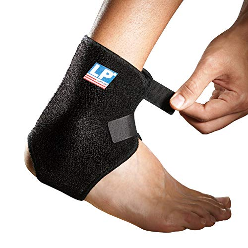 - LP SUPPORT Adjustable Ankle Stabilizer Brace Support