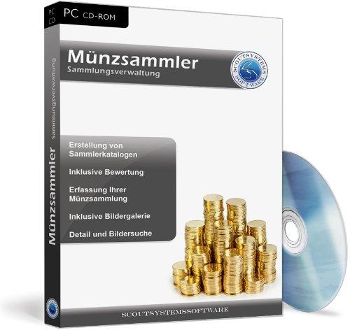 Münzsammler Software Münzsammlung Archivieren Und Bewerten Amazon