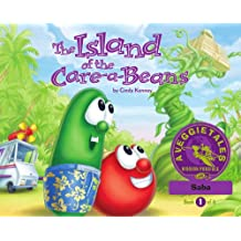 The Island of the Care-a-Beans - VeggieTales Mission Possible Adventure Series #1: Personalized for Saba (Girl)