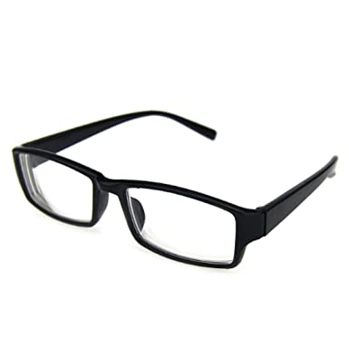 63679c86af7 Huicai Nearsighted Glasses Myopia Glasses -1.00 to -4.00 Degrees Men Women  Full Frame Eyewear