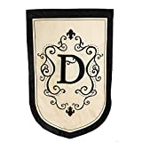 Cheap Regal Monogram Estate Flag – D