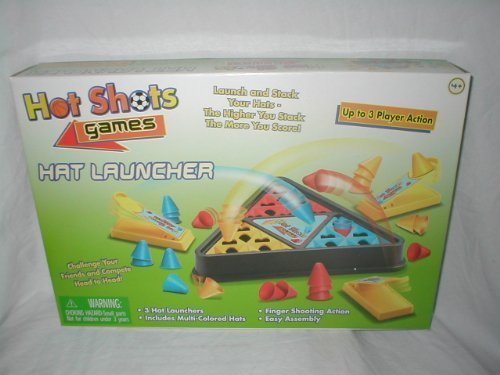 Hot Shots Hat Launcher Games by CVS]()