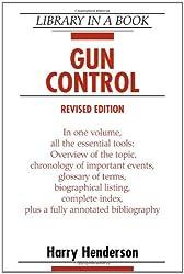 Gun Control (Library in a Book)