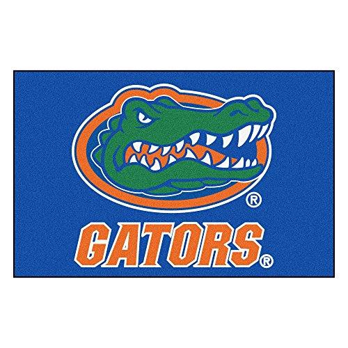 Fan Mats University of Florida Gators Logo Area Rug - Florida Rug Starter