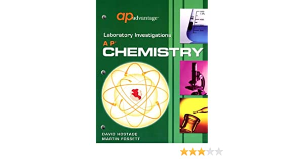 Vonderbrink lab manual ebook array amazon com laboratory investigations ap chemistry 9781413804898 rh fandeluxe Choice Image