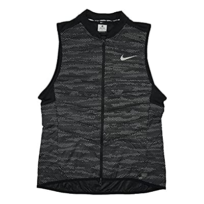 Discount Nike men's Aeroloft Flash ALLOVER running Vest NEW! 2016 for sale